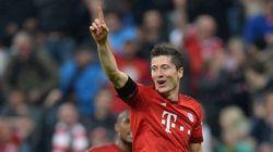 Avec le Bayern, il marque 5 buts en... 9