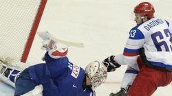 Vous n'aimez pas le hockey ? Vous allez changer
