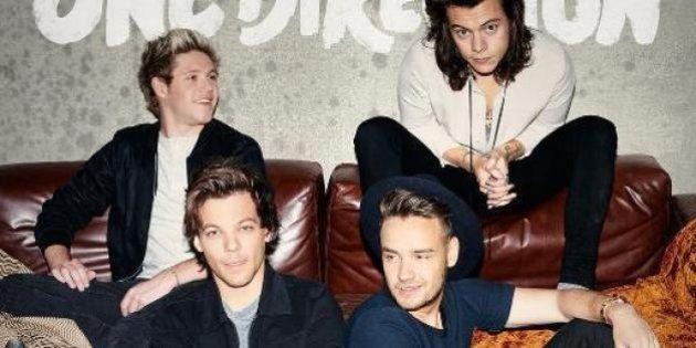 One Direction annonce la sortie de son nouvel album