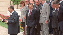 Ce que travailler dans le cabinet du Premier ministre Michel Rocard voulait