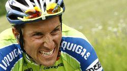 Atteint d'un cancer des testicules, Ivan Basso abandonne le Tour de