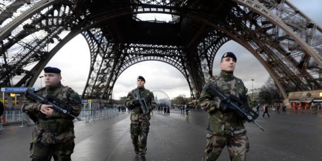 L'opération Sentinelle, 10.000 soldats dans les rues
