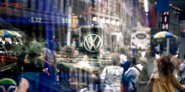 Le scandale Volkswagen: