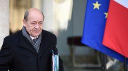 La France frappera en Syrie des