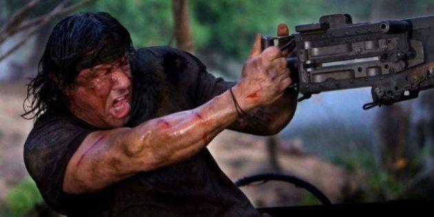 Sylvester Stallone pourrait repartir en guerre contre l'Etat Islamique dans Rambo