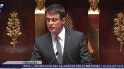 Valls officialise le recours à un deuxième 49-3 sur la loi