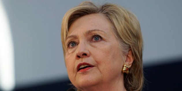 U.S. Democratic presidential candidate Hillary Clinton comments on the just-released Benghazi report...