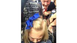 Bill Clinton en campagne et star d'un nouveau