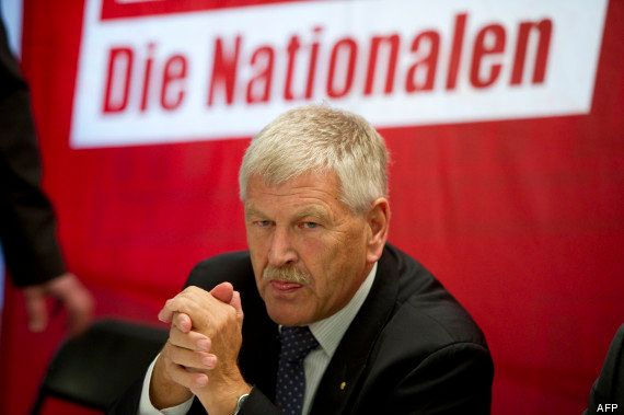 L'Allemagne face au néonazisme après le vol d'une porte au camp de
