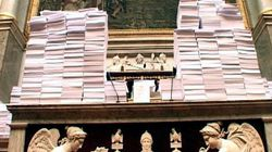 Avec 82 millions d'amendements, l'extrême droite italienne pulvérise le record mondial de