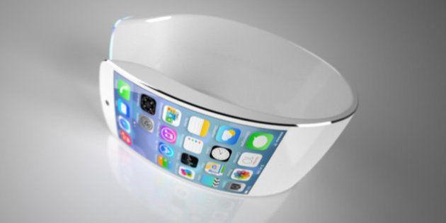 Apple Watch: taille, date de sortie, fonctions, caractéristiques... 5 choses que l'on sait de la montre