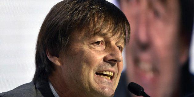 Nicolas Hulot annonce qu'il ne sera pas candidat à l'élection présidentielle de