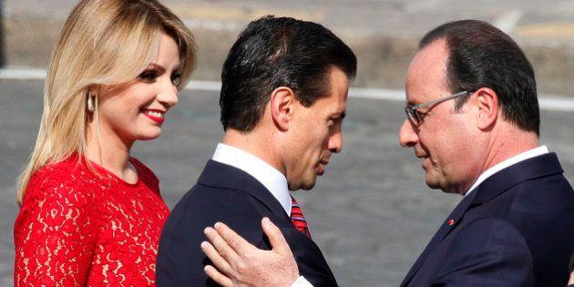 14 juillet: en invitant le président mexicain, la France tourne en grande pompe la page Florence