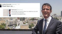 Valls pourrait avoir été espionné par Israël (et ça fait bien rire