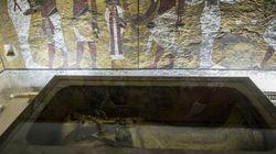 La présence d'une chambre secrète dans le tombeau de Toutankhamon sûre à