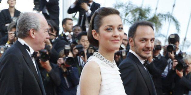 PHOTOS. Festival de Cannes 2014: la montée des marches avec Marion
