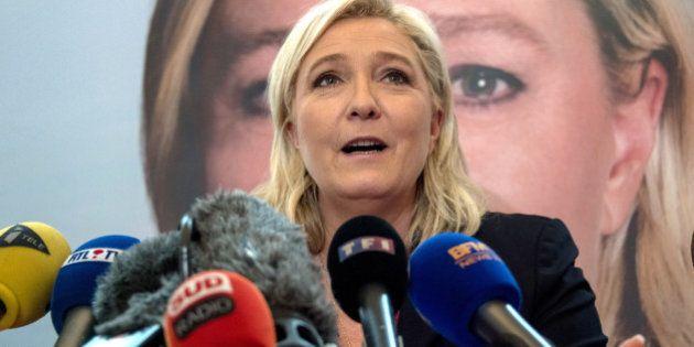 Finalement, Marine Le Pen apporte un soutien prudent à Donald