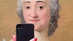 Quand de célèbres peintures néerlendaises se prennent en