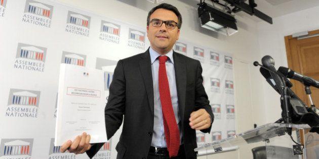 Thomas Thévenoud quitte le Parti socialiste mais reste