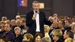 A La Mutualité, Bruno Le Maire va taper plus pour gagner