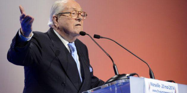 Jean-Marie Le Pen fait le rapprochement entre immigration et virus