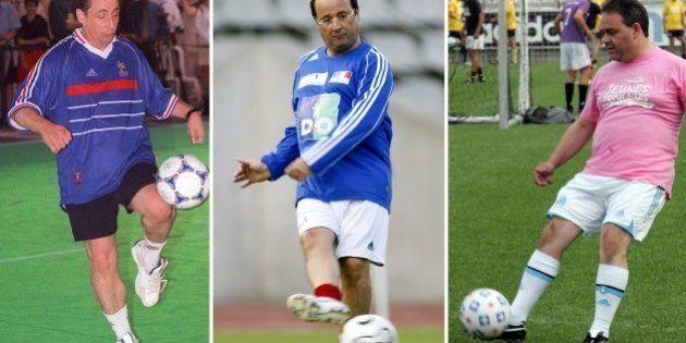 Les politiques et le foot: l'Assemblée nationale crée sa propre
