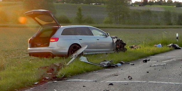 Jan Ullrich provoque un accident de voiture en Suisse alors qu'il était