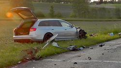 Le cycliste Jan Ullrich provoque un accident alors qu'il était