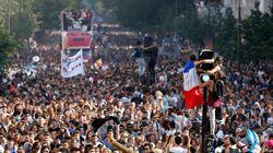 Un jeune décède à la Techno Parade, tombé du haut de la statue de la