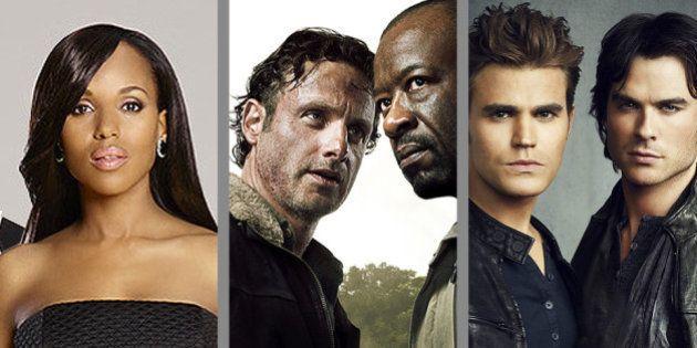 Avant les Emmy Awards 2015, découvrez l'agenda du retour de vos séries TV préférées (et des