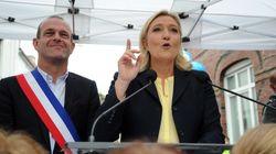 Un sondage donne Marine Le Pen largement gagnante en