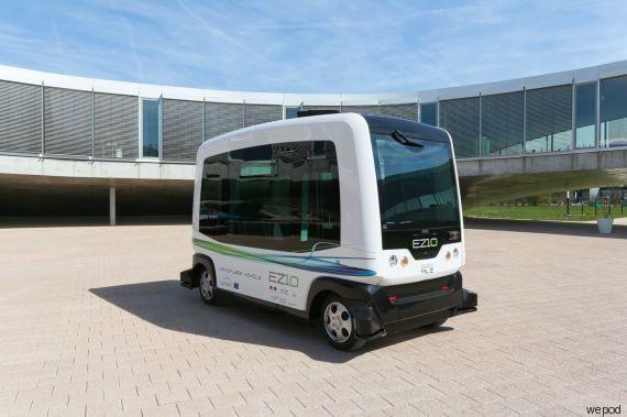 La voiture autonome