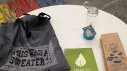 Tri sélectif, zéro gobelet en plastique... Comment la COP21 essaie d'être