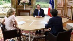 Dr François et Mister Hollande en précampagne pour