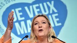 Nord-Pas-de-Calais-Picardie: Marine Le Pen très largement en