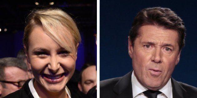 Résultats élections régionales 2015: en Paca, Marion Maréchal-Le Pen distance Christian Estrosi au premier