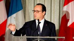 Barrage de Sivens: Hollande soutient Royal et tente de calmer le