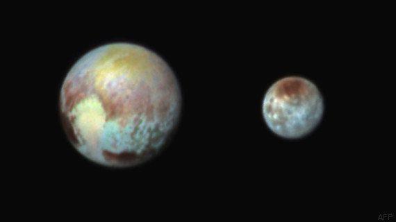 PHOTOS. New Horizons: la sonde spatiale de la Nasa a réussi sa mission en survolant