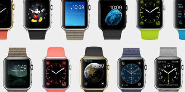 Apple Watch: la date de sortie de la montre connectée d'Apple pourrait être repoussée au printemps