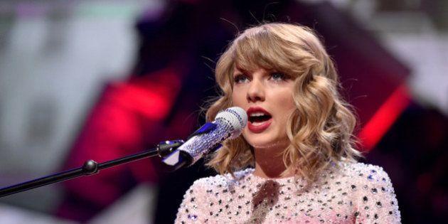 Taylor Swift retire ses chansons de Spotify, le site de streaming tente de la reconquérir avec des mots