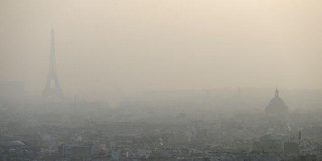 La pollution de l'air coûte plus de 100 milliards d'euros par an à la France, selon un rapport du