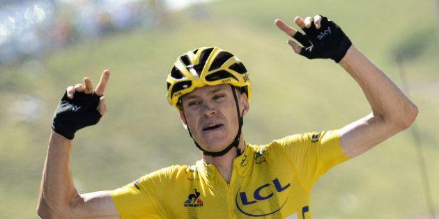Christopher Froome assomme le Tour de France... et même Lance Armstrong s'interroge sur ses