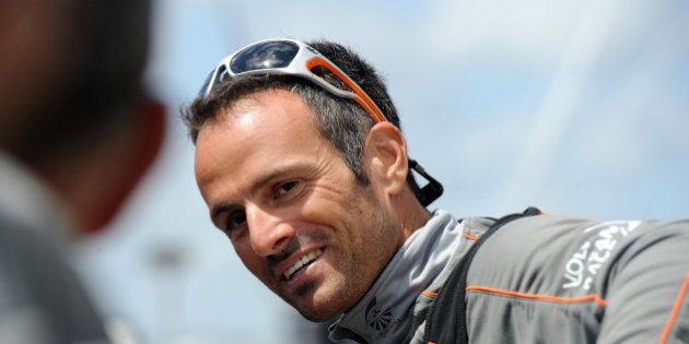 Franck Cammas