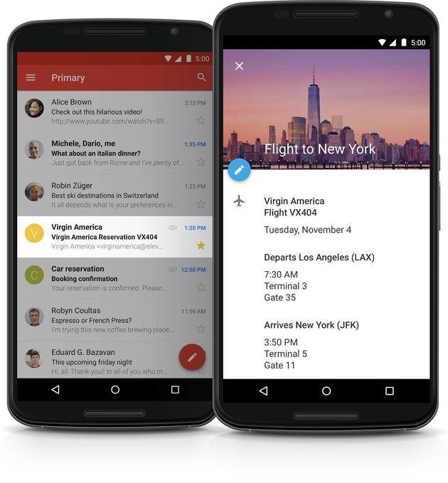 Google Agenda lit vos mails pour remplir automatiquement votre emploi du