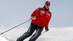 Schumacher quitte l'hôpital pour son
