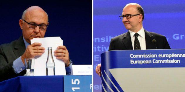 Déficit: la Commission européenne ne croit pas aux objectifs budgétaires du