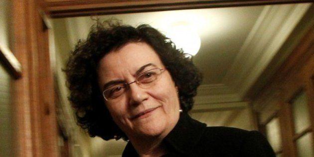 Nadia Valavani, la vice-ministre des Finances d'Alexis Tsipras démissionne en opposition à l'accord sur...