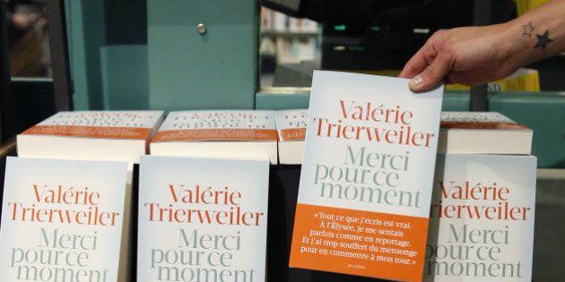 Le livre de Valérie Trierweiler,