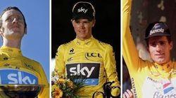 Ces coureurs qui ont gagné le Tour à