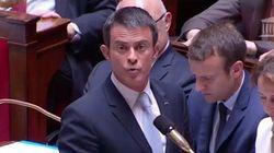 Valls inscrit Woerth pour le prix de l'humour